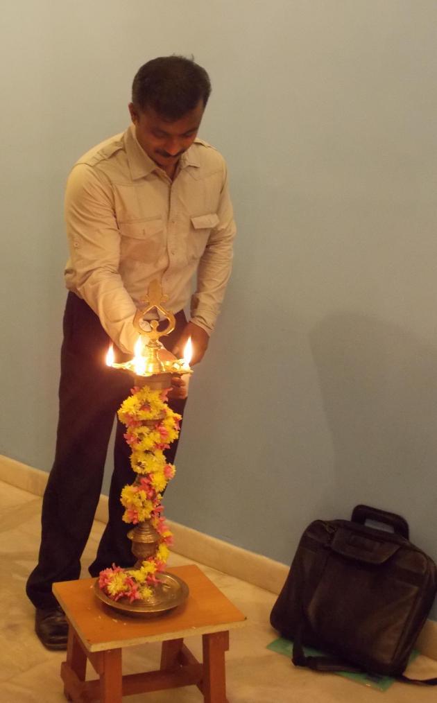 திரு. க்ரிஷ் வெங்கடேஷ்